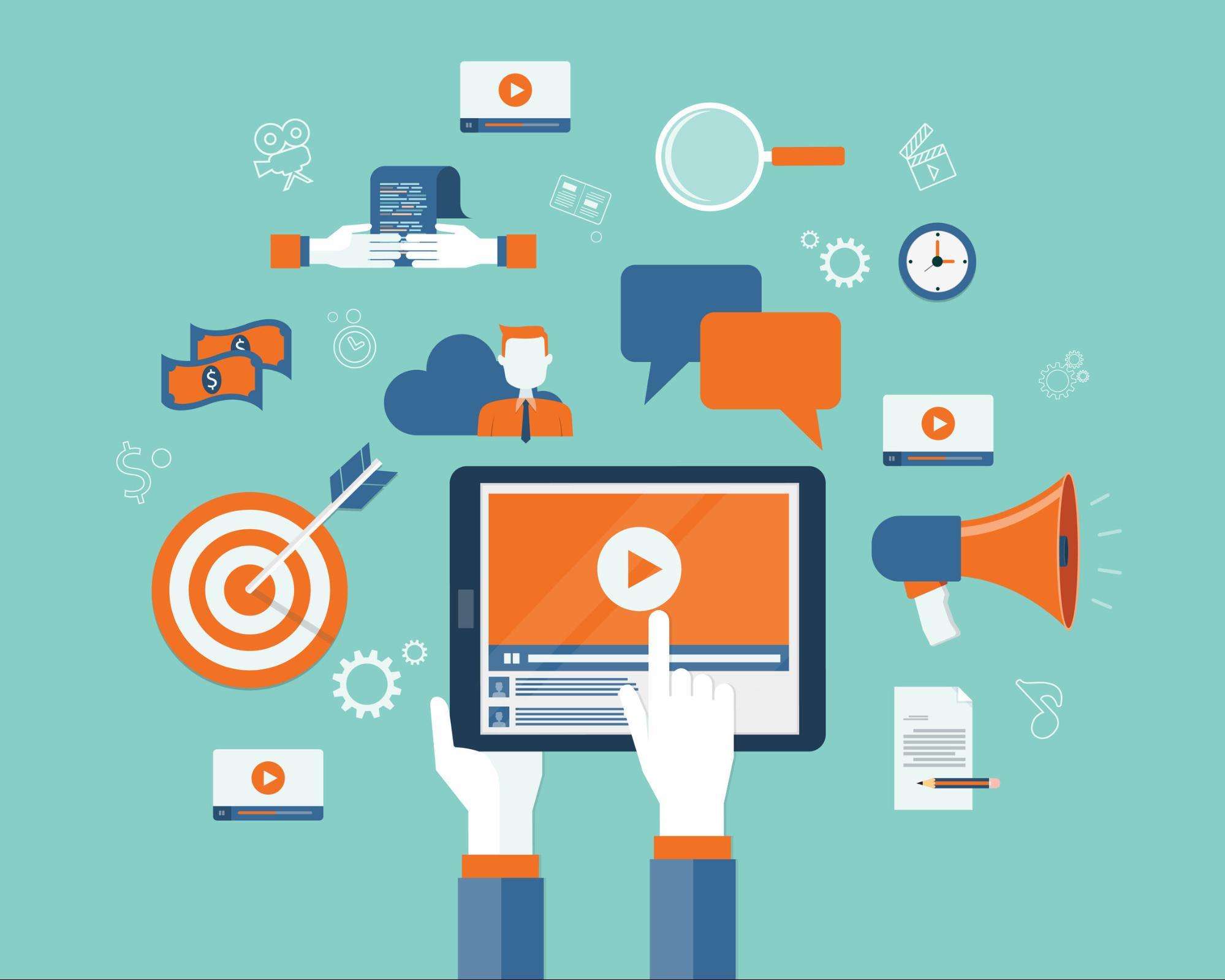 Marketing de contenu video définition - partie 1 sur 3